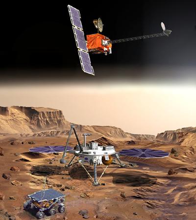 mars odyssey rover - photo #15