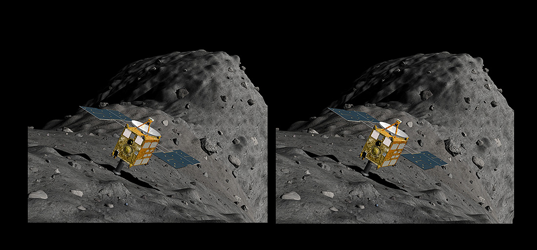 asteroid landing today - photo #12