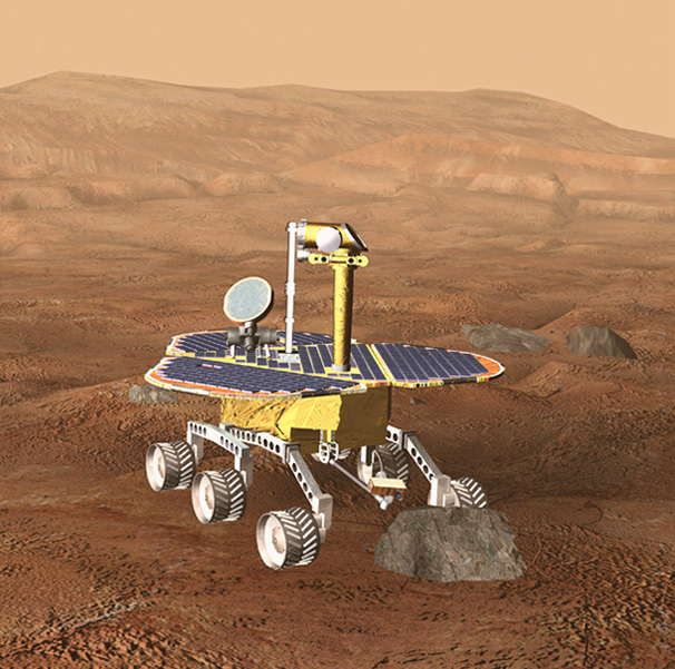 the mars exploration rover mission - photo #4