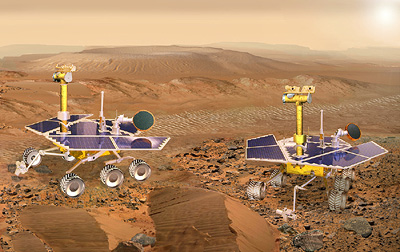 mars rover spirit and opportunity facts - photo #16