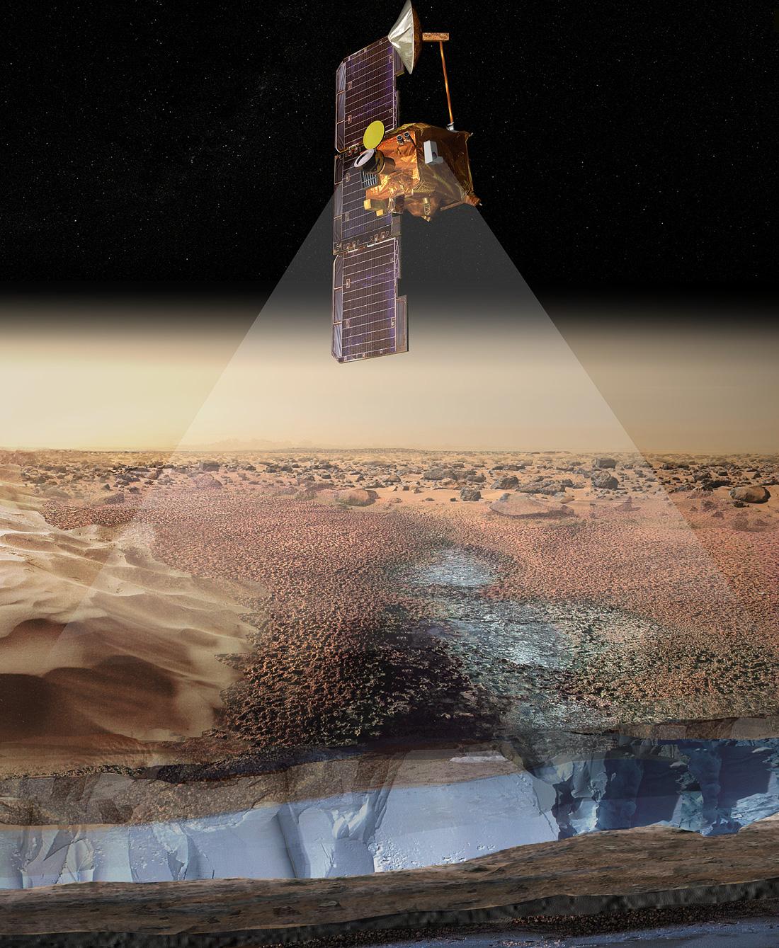 mars odyssey rover - photo #23