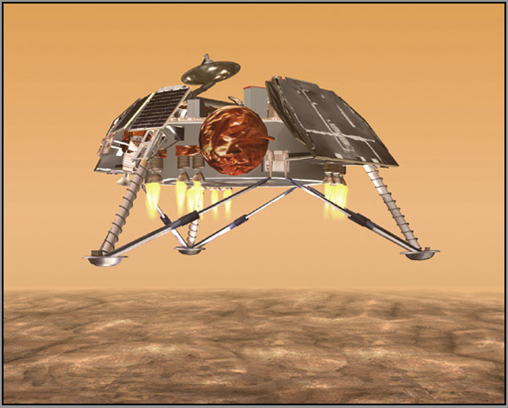 a mission of the mars polar lander In a game of high-altitude hide and seek, mars orbiting spacecraft are scouting for telltale signs of a botched lander mission from more than five years ago.