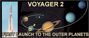 Image result for the launch of voyager 2